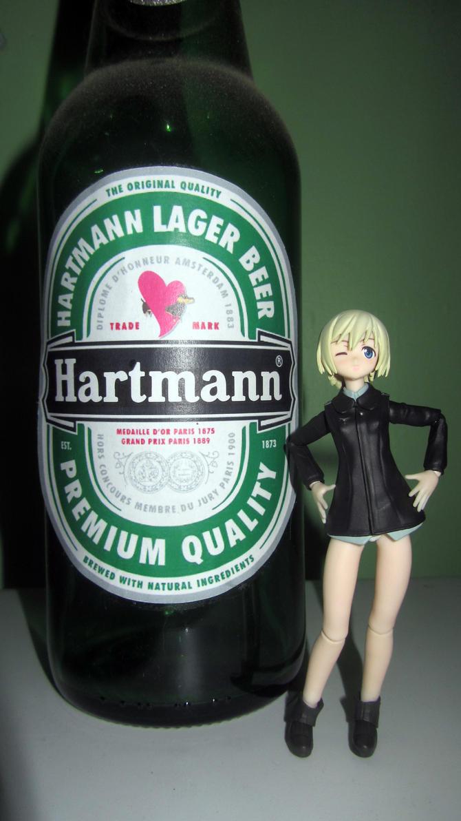 Hartmann Beer, best beer. by Rom-Stol