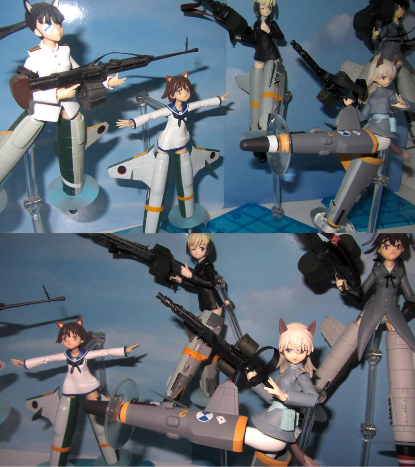 Strike Witches collection by Rom-Stol