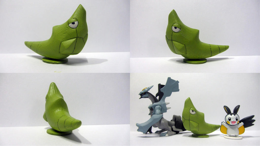 Metapod figure by Rom-Stol