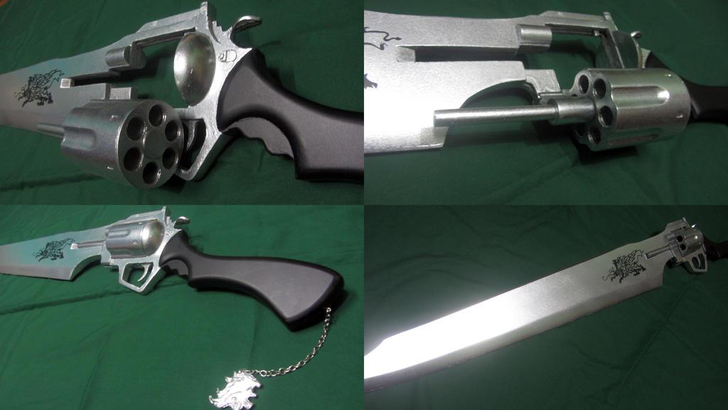 Gunblade replica (1) by Rom-Stol