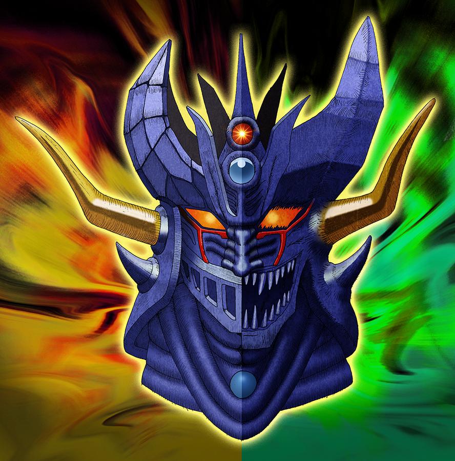 God or Demon Mazinger Z (Mazinsaga) by Rom-Stol