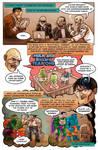 HvB Comic Strip Luthor Saga 3
