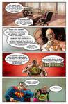 HvB Comic Strip Luthor Saga 5
