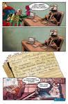 HvB Comic Strip Luthor Saga 6