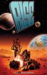 RISE - Comic Book Cover