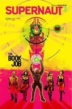SUPERNAUT #3 Cover