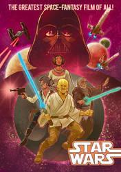Star Wars Comic #1 Cover