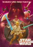 Star Wars Comic #1 Cover