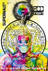 SUPERNAUT - #5 Cover Illustration by mthemordant