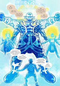 Supernaut #5 Page