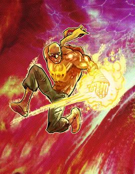 Iron Fist!