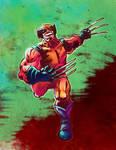 Wolverine ATTACK!