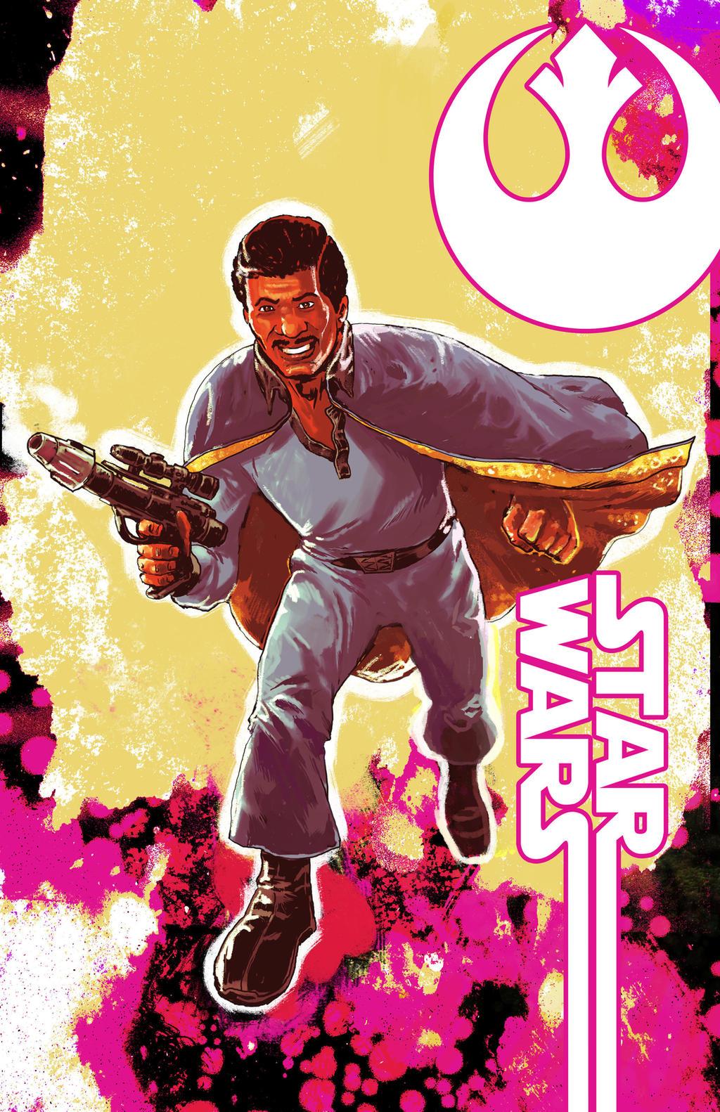 Lando Calrissian by mthemordant