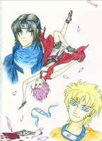 Team 7- Always -color- by art-dani-06