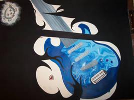 Ryan's Guitar by art-dani-06