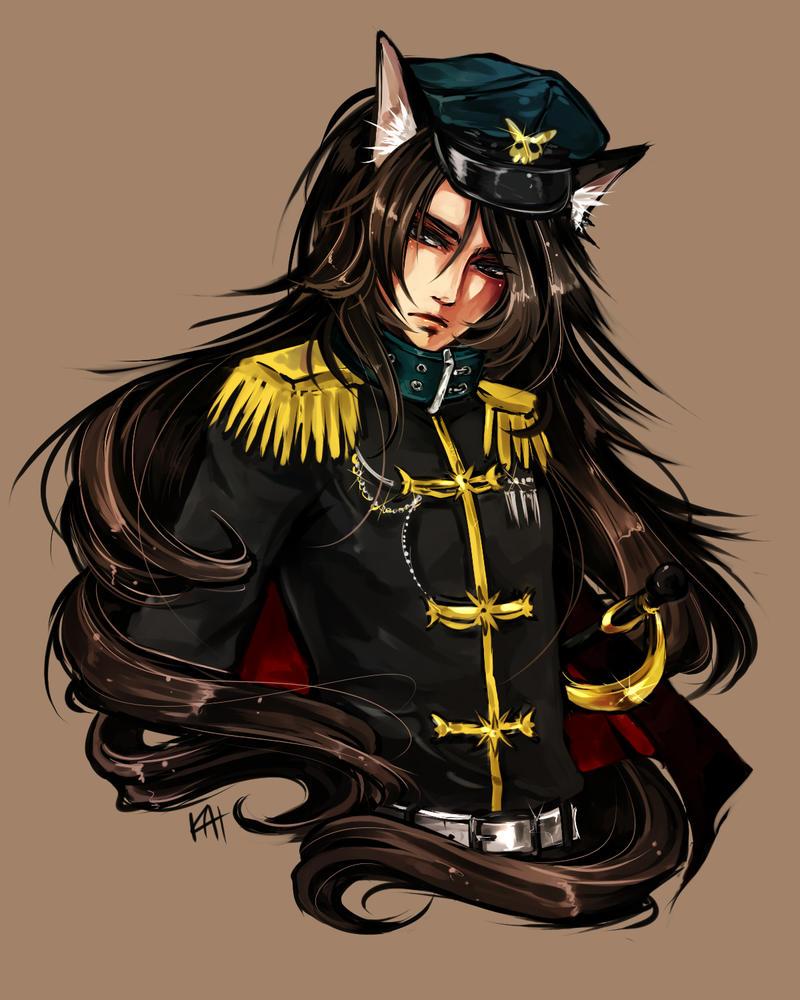 Loyal General by hitogata
