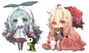 Chibi COM: Spring and Winter