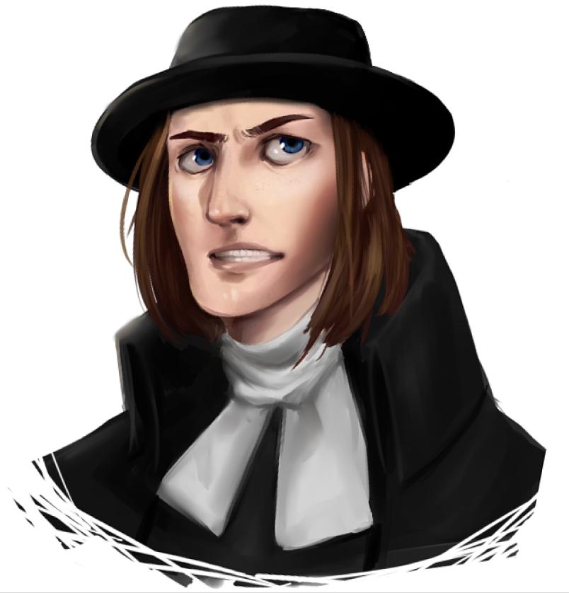Reverend Hale by InspectorValvert on DeviantArt
