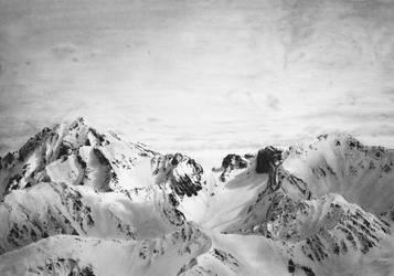 Vue Depuis Le Pic Du Midi by The-Strynx