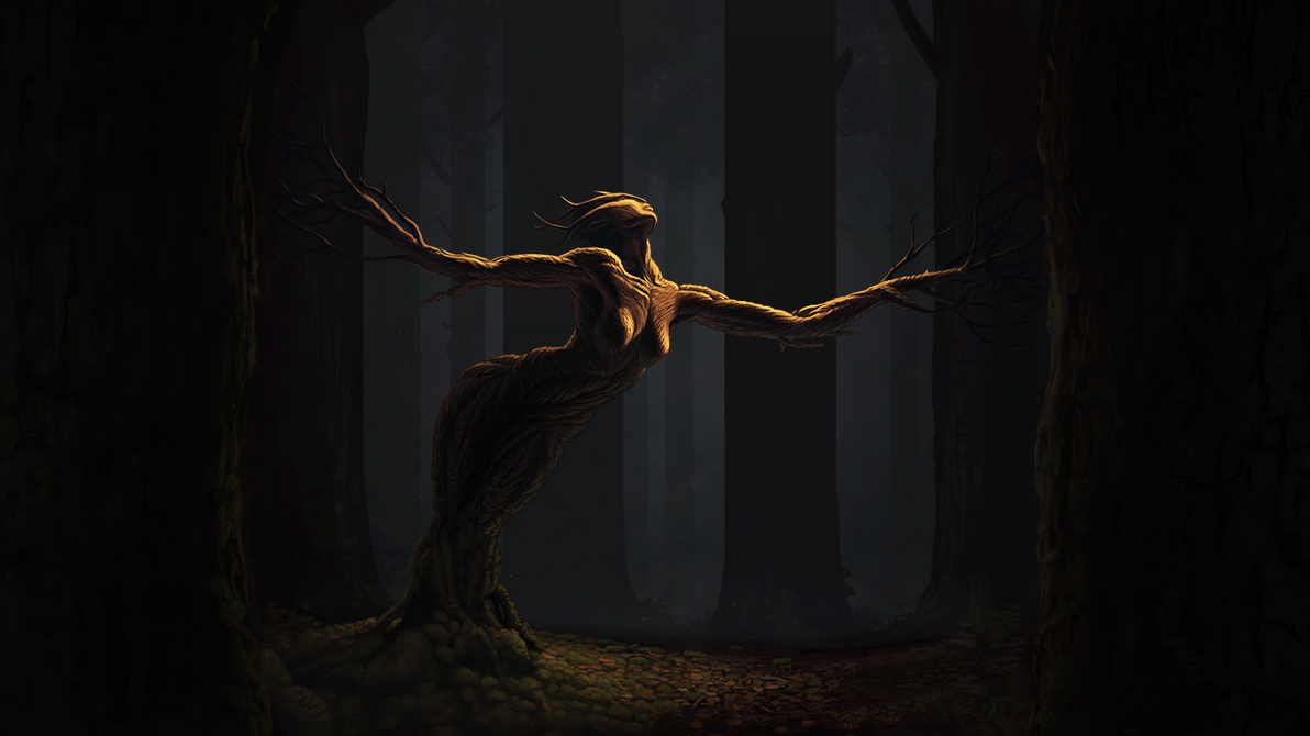 The Dryad by The-Strynx