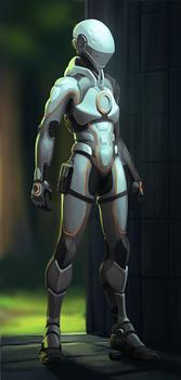 MAZE - Character Design