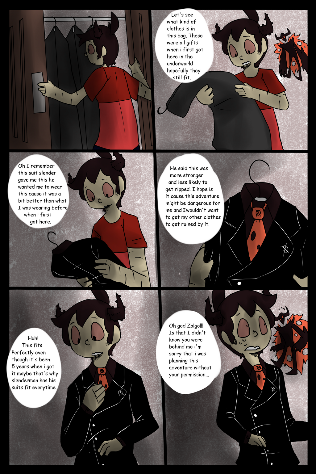 Dream temple page 27 by SGT-Xavian