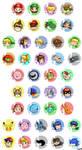 Meet the Brawling Smash Bros.