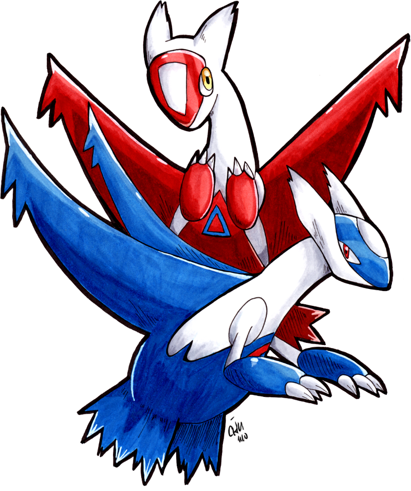 Go Back > Gallery For > Baby Latias And Latios