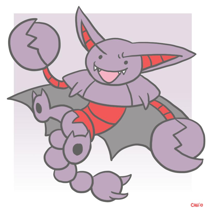 Goofy Gliscor by raizy