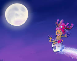 Moonrice by raizy