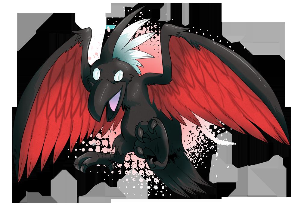 Commission - Mortori Bird