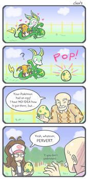 I Can Eggsplain