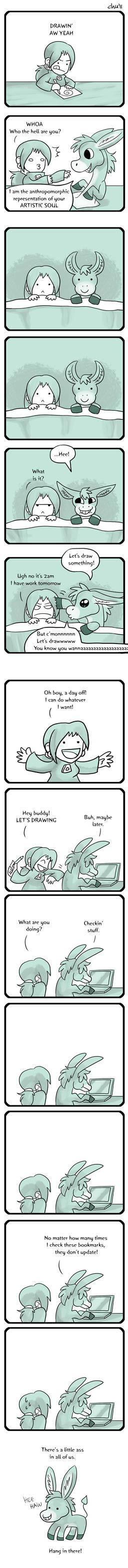 Fail Like an Artist