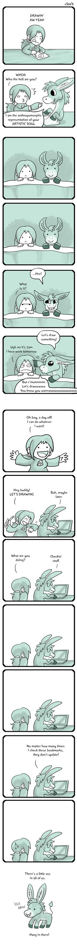 Fail Like an Artist by raizy