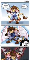 Commission - Rhea's Wings