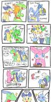 Stupid Lazy Easter Comic by raizy