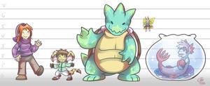 Commission - Median Lineup
