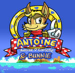 Antoine and Bunnie Title Screen