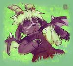 Grass Nap by raizy