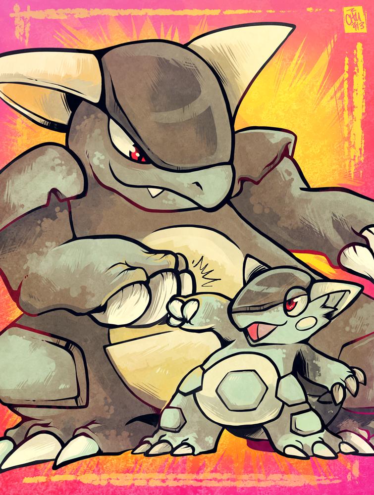 POKEMON Mega Evolution Fan Art — GeekTyrant