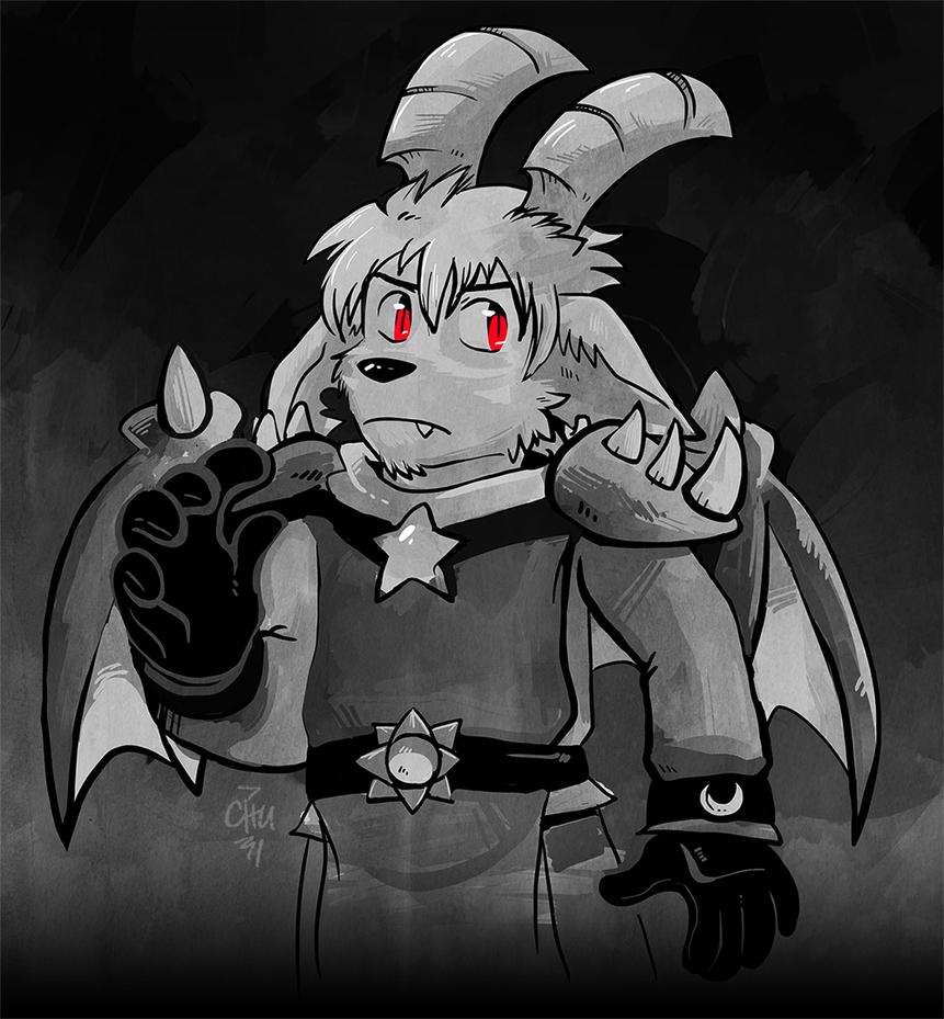 Evil Angel Buwaro by raizy