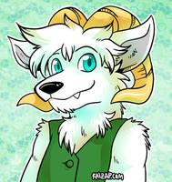 Wintergreen Collie by raizy
