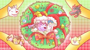 Christmas 2016 Wallpaper (Free!) by raizy