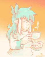 Morning Tea Kieri by raizy