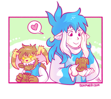 Chocolate Appreciation by raizy