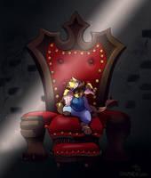 King Rhea by raizy