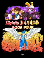 Slightly Damned Book Four Cover by raizy