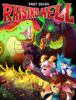 Slightly Damned Part Seven: Raising Hell by raizy