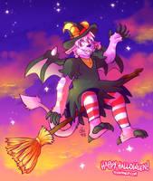 Happy Halloween 2017 by raizy