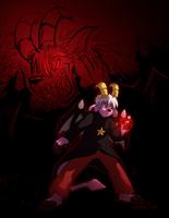 Red Reverie by raizy